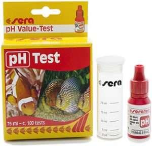 Kiểm Tra Độ PH - PH TEST SERA-1