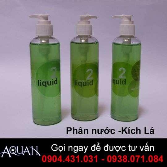 Phân nước kích lá Liquid 2