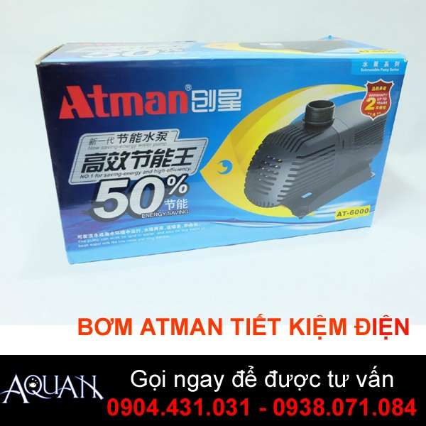 Bơm Atman AT 5000