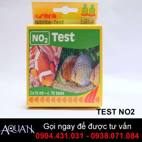 TEST NO2 - Kiểm tra Nitrite
