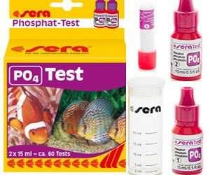 TEST PO4 SERA -Kiểm Tra Phosphate