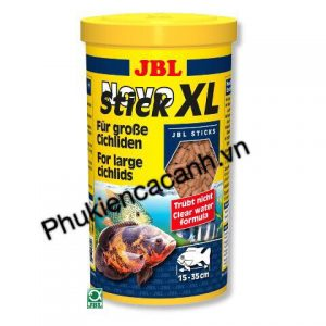 Thức ăn JBL Stick XL - Thức ăn cho cá săn mồi