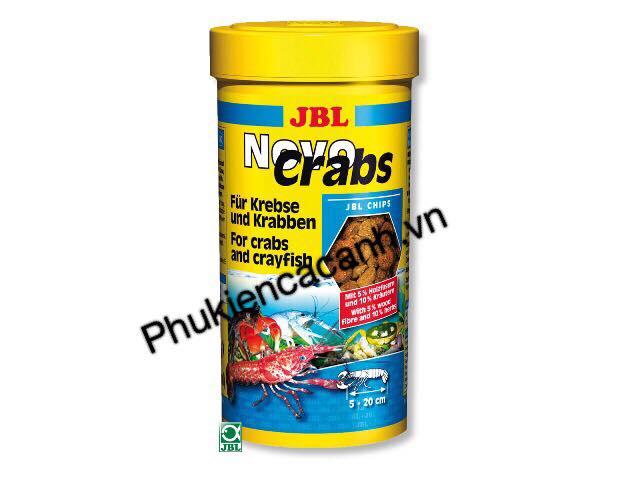 Thức ăn JBL NovoCrabs – Cho tôm và tép cảnh