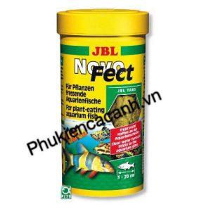 Thức ăn JBL Nouvo Fect - Thức ăn cá tầng đáy