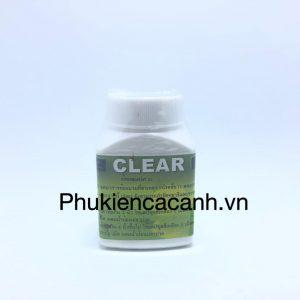 Clear – Thuốc trị sình bụng, phân trắng cho cá