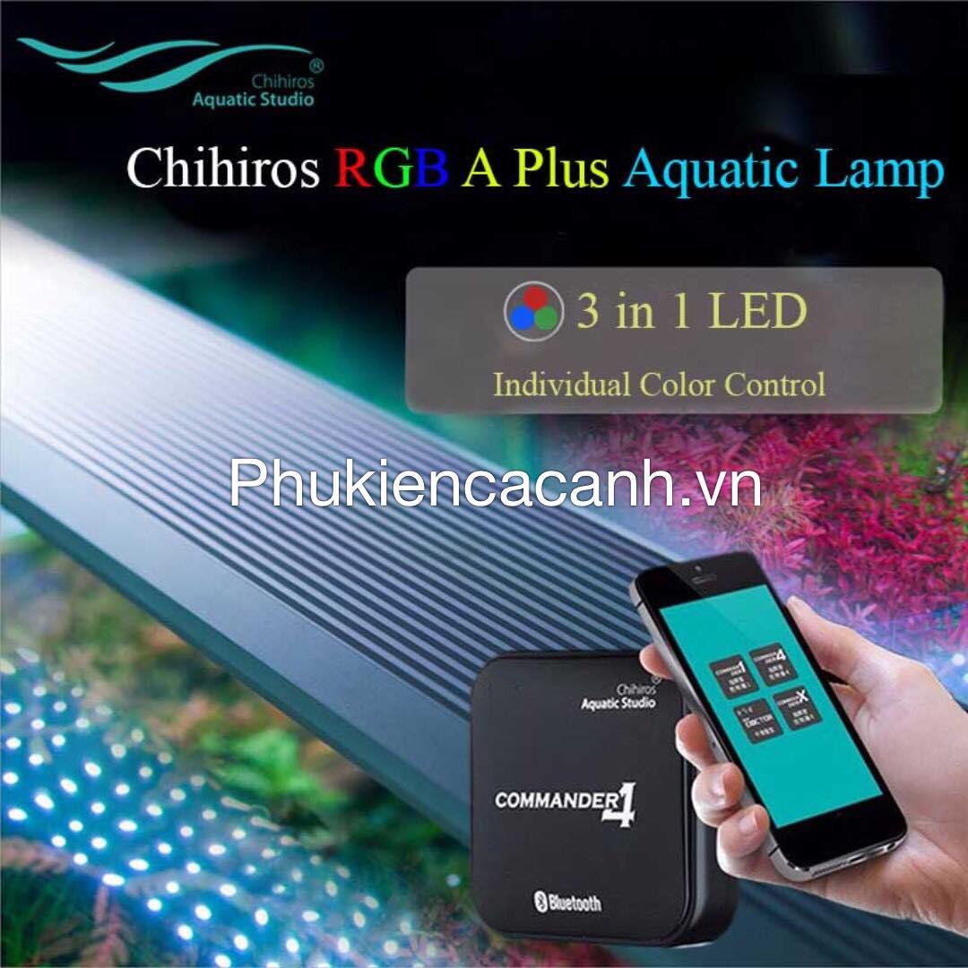 Đèn Chihiros WRGB 60cm